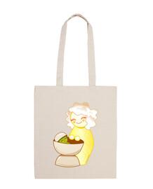 kokeshi mère douce et pistachito