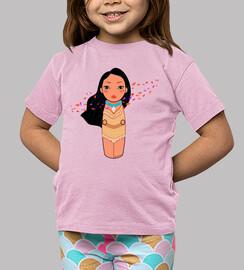 Kokeshi Pocahontas