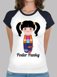 Kokeshi Poder Punky