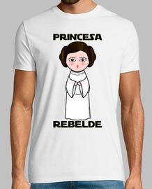 Kokeshi princesse rebelle