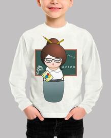 Kokeshi Profesora