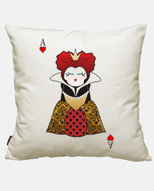 kokeshi queen of hearts