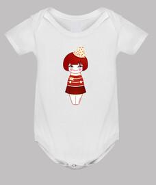 Kokeshi Red velvet