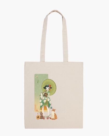 Kokeshi summer bag