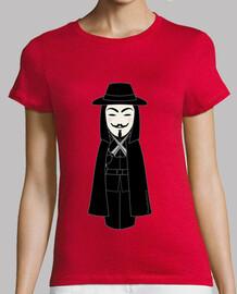 Kokeshi V de Vendetta