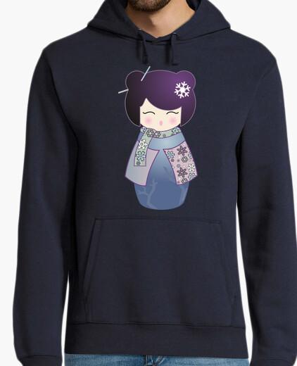 Kokeshi winter hoody