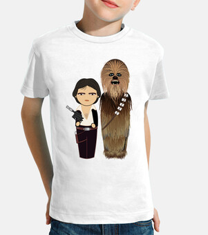 kokeshis ont solo et chewbacca