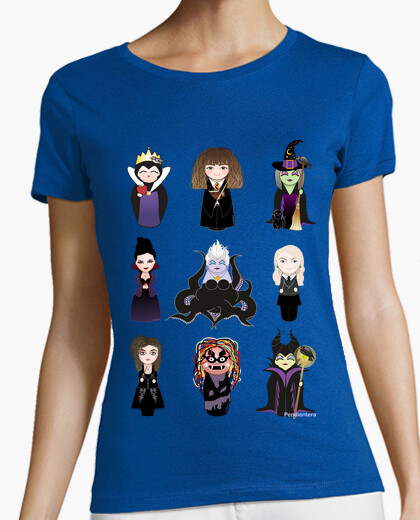 Kokeshis witches t-shirt