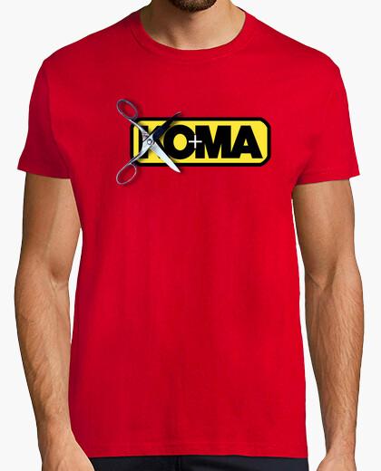 Camiseta Koma