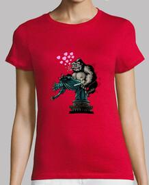 Kong in love