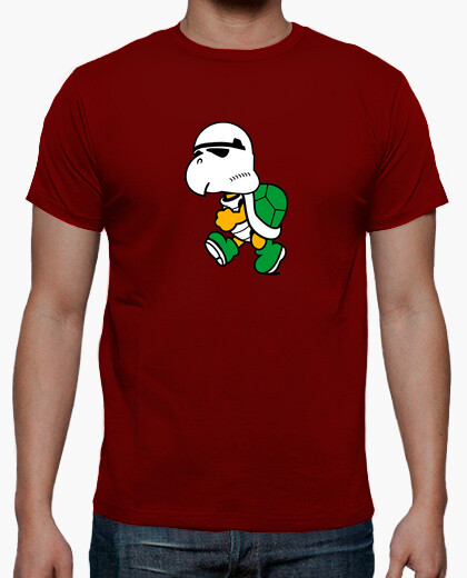 Camiseta Koopa Trooper