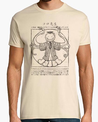 Tee-shirt koro sensei