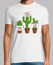 Kostenlose Umarmungen Kaktus