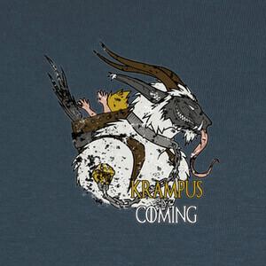 krampus viene T-shirts