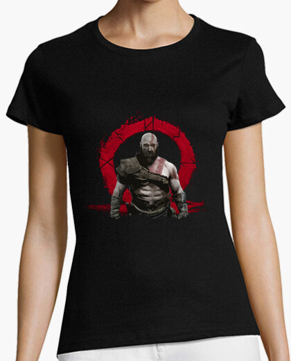 Camiseta Kratos And Omega