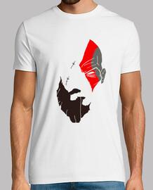 Kratos Face Logo