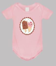 körper para bebé eis - enamorados kawaii