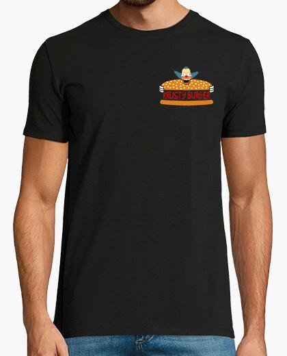 KRUSTY BURGER (camiseta)