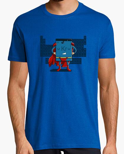 T-shirt krypton man
