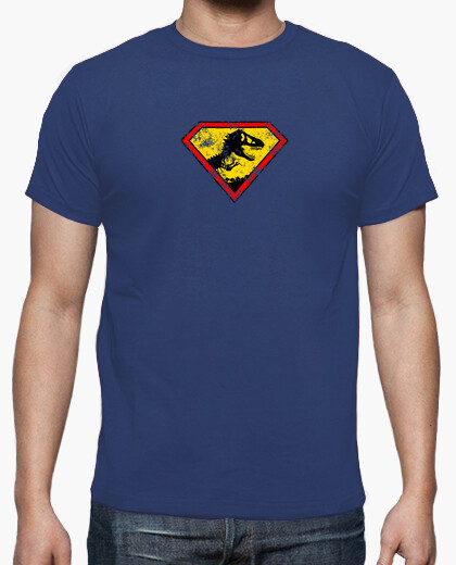 Camiseta Kryptonian Park
