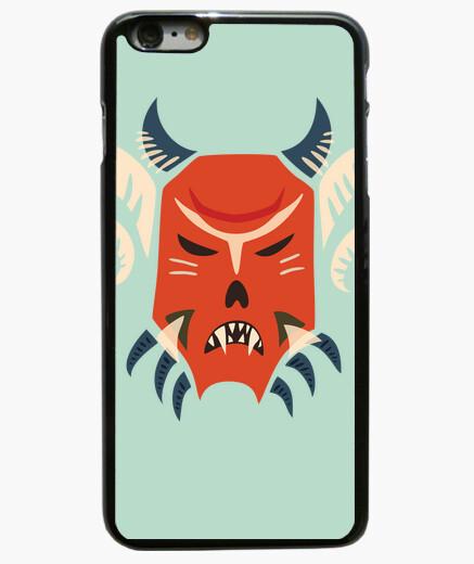 Funda iPhone 6 Plus / 6S Plus kuker máscara de monstruo maligno