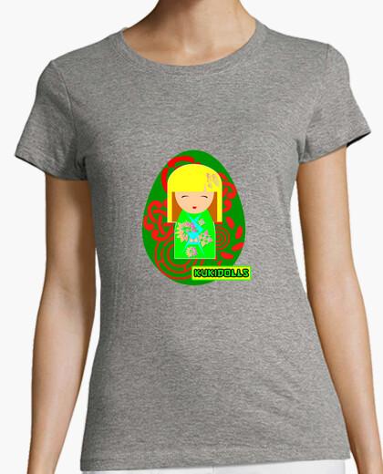 Camiseta KUKIDOLL-1