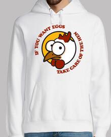 Kümmeere dich um die Henne 1
