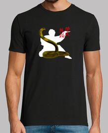 Kung Fu - Serpiente (Blanco)