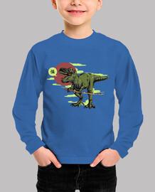 kung Fu Dinosaur