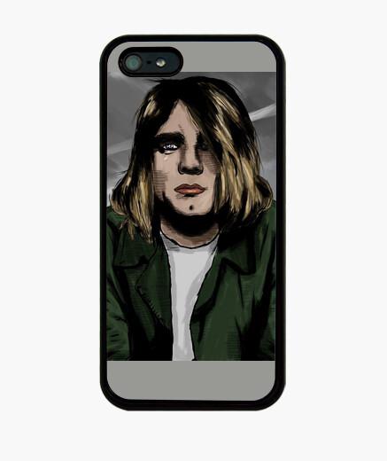 Funda iPhone Kurt Cobain