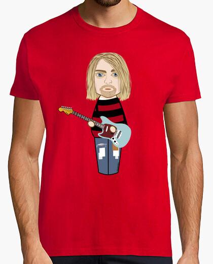 T-shirt kurt kokeshi