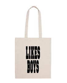 Kurt likes boys