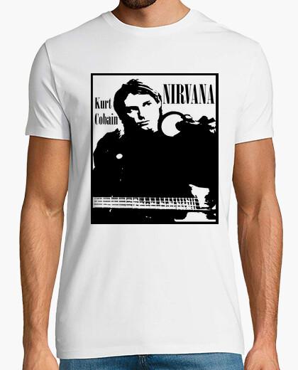 Camiseta KurtCobain