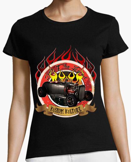 Tee-shirt kustom kulture 32 (moi)