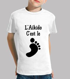 L'Aïkido c'est le pied !