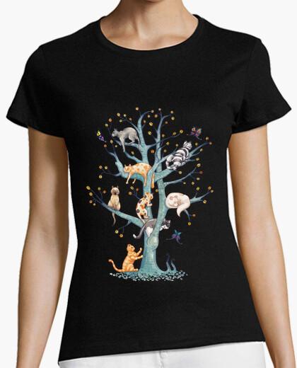 T-shirt l39 tree of vita of gattoto