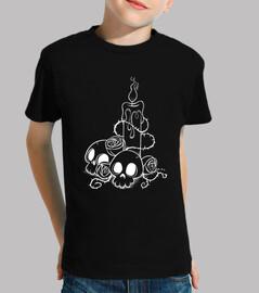 l'amour et la mort - t-shirt enfant
