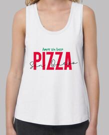 l39amour sans baiser pizza sans fromage