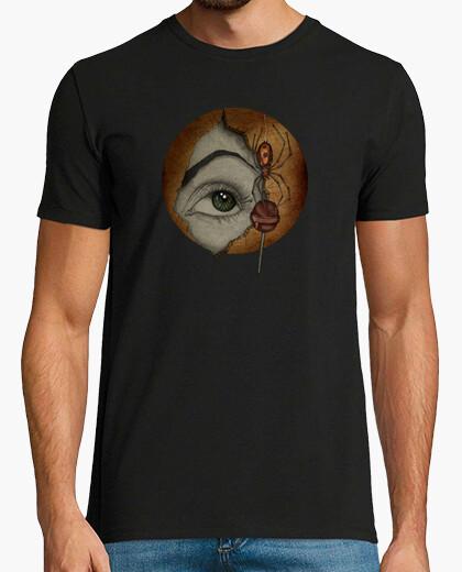 Tee-shirt l39araignée va les