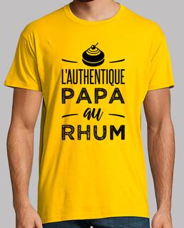 l'autentico rum papà