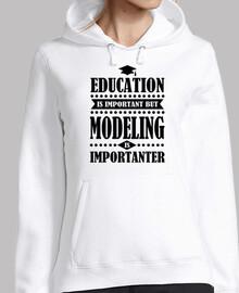 l39éducation est importante mais la mod