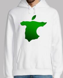 L39Espagne est la apple verte
