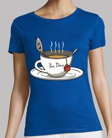 l39heure du thé