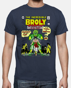 l'incroyable broly