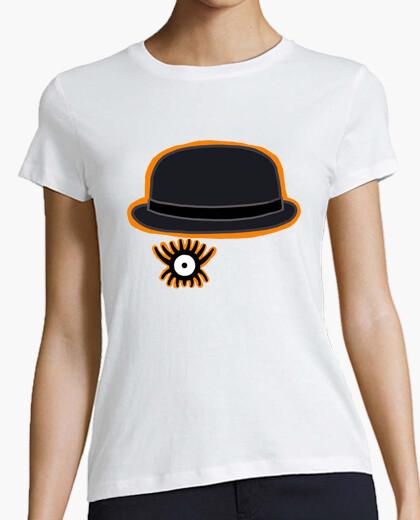 Tee-shirt l39orange mécanique ln