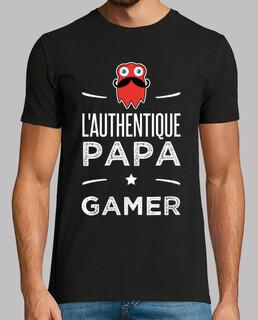 L authentique papa gamer