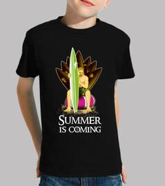 l' été est à coming # 1