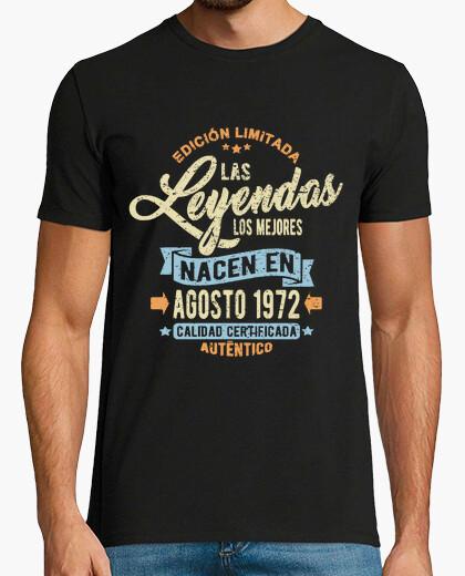 T-shirt l eye ndas n ace n agosto 1972