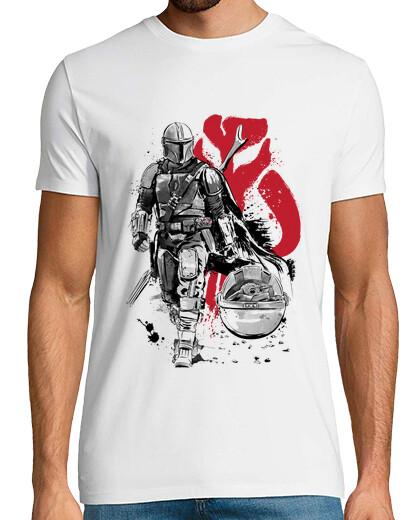 Visualizza T-shirt illustrazione