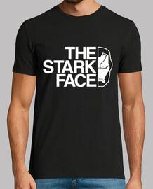 l' stark visage (v. noir)
